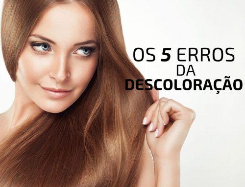 """5 """"eRRoSs"""" DA DESCOLORAÇÃO"""